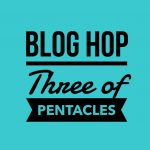 International Tarot Day Blog Hop Three of Pentacles