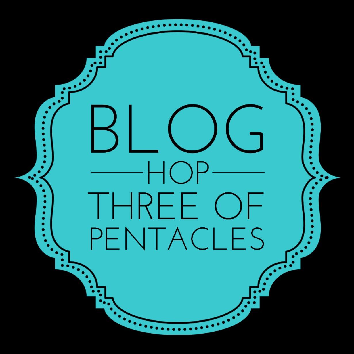 International Tarot Day Blog Hop Three of Pentacles - Tarot Liza