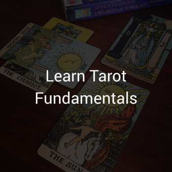 Learn Tarot Fundamentals