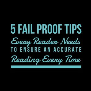 5 Fail Proof Tips Every Reader Needs
