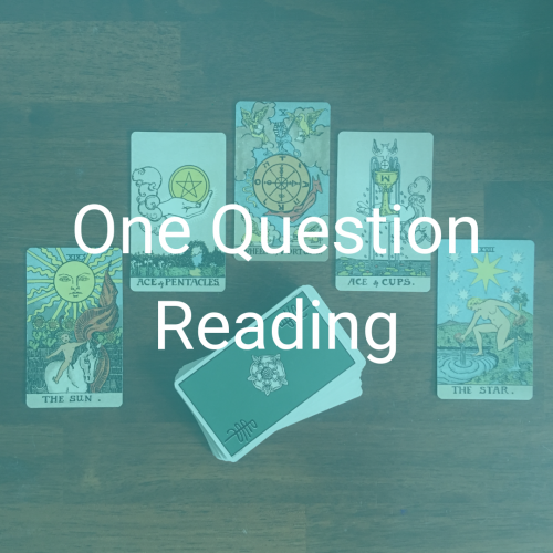 one question reading