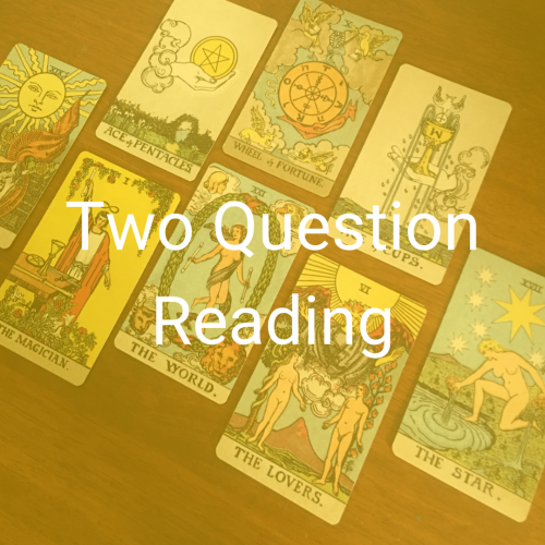 two question reading
