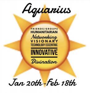 Aquarius descriptions related to Uranus