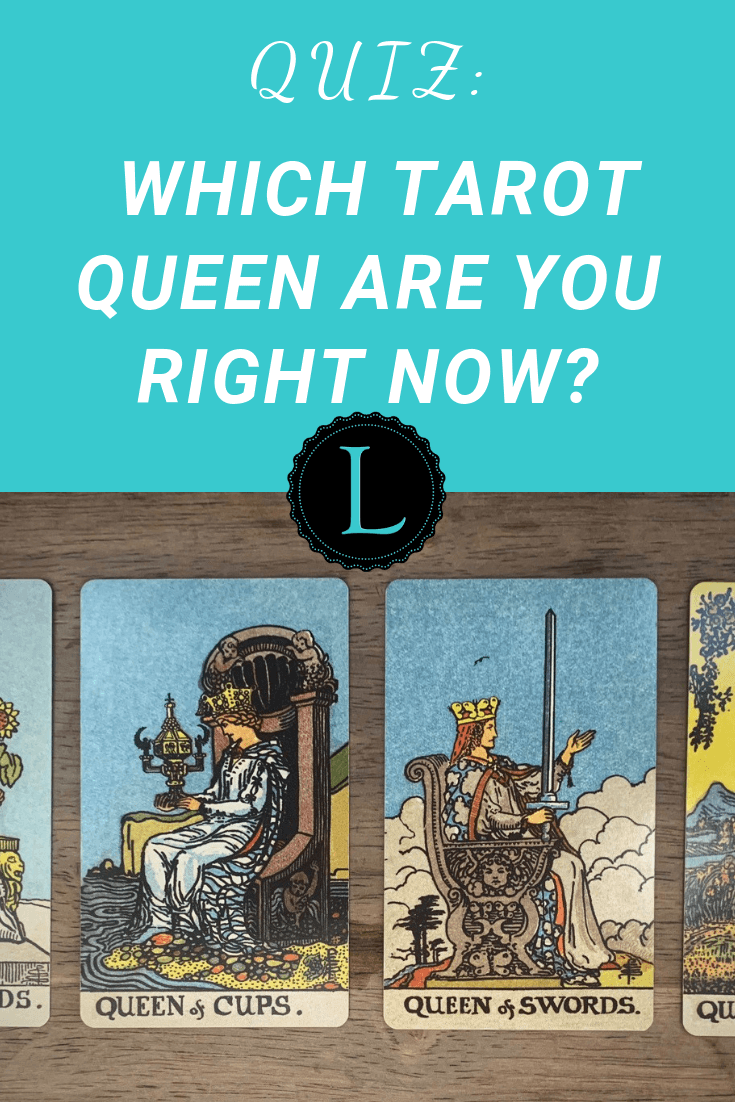 Quiz: Which Tarot Queen are You RIGHT NOW?