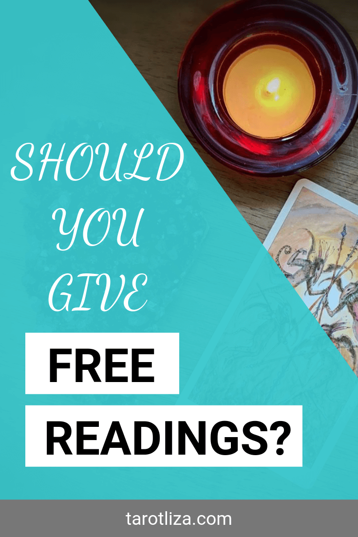 Should You Give Free Readings?