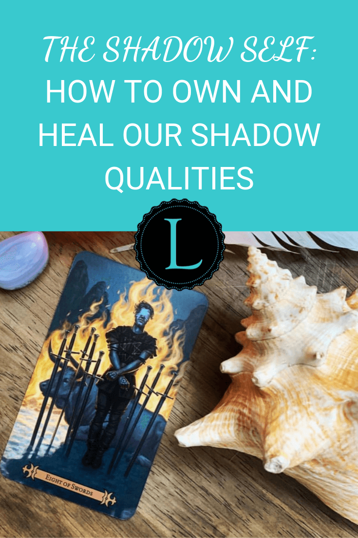 How to Own and Heal Our Shadow Qualities