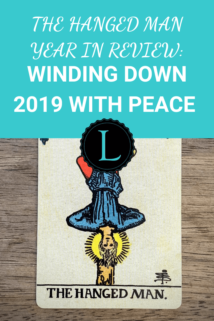 The Hanged Man Year In Review