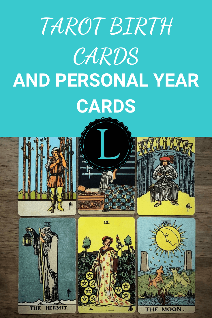 Tarot Birth Cards and Personal Year Cards